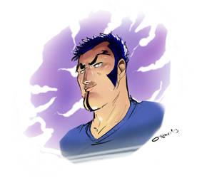 Marco - Personaje by ODH77