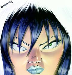 Ivy - Personaje by ODH77