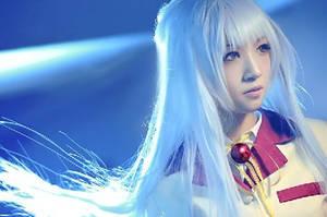 Angel Beats ~Tachibana Kanade by menjia
