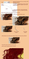 Basic Hair tutorial (tagalog) by KismetVexel