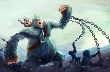 Nunu's Wrath by Numberslayer