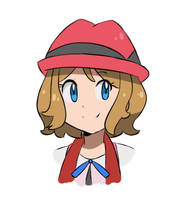 Pokemon SM - Serena by chocomiru02