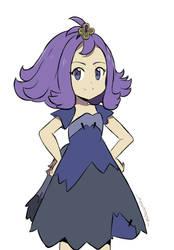 Pokemon USUM - Acerola by chocomiru02