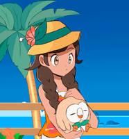 Pokemon Ultra SM - Picking Starter by chocomiru02