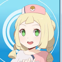 Pokemon Sun and Moon - Nurse Lillie by chocomiru02