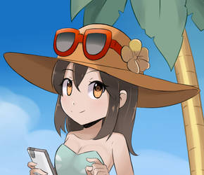 Pokemon Sun and Moon - Sightseer (updated) by chocomiru02