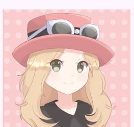 Pokemon - Trainer Serena (2019) by chocomiru02