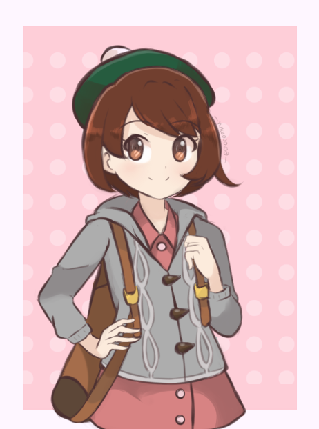 Pokemon Sword And Shield Female Player By Chocomiru02 On Deviantart