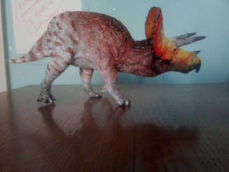 Triceratops by Johnsrb95
