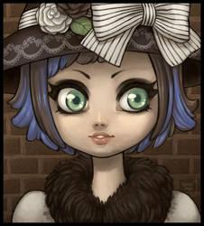 Dollface by julipegas