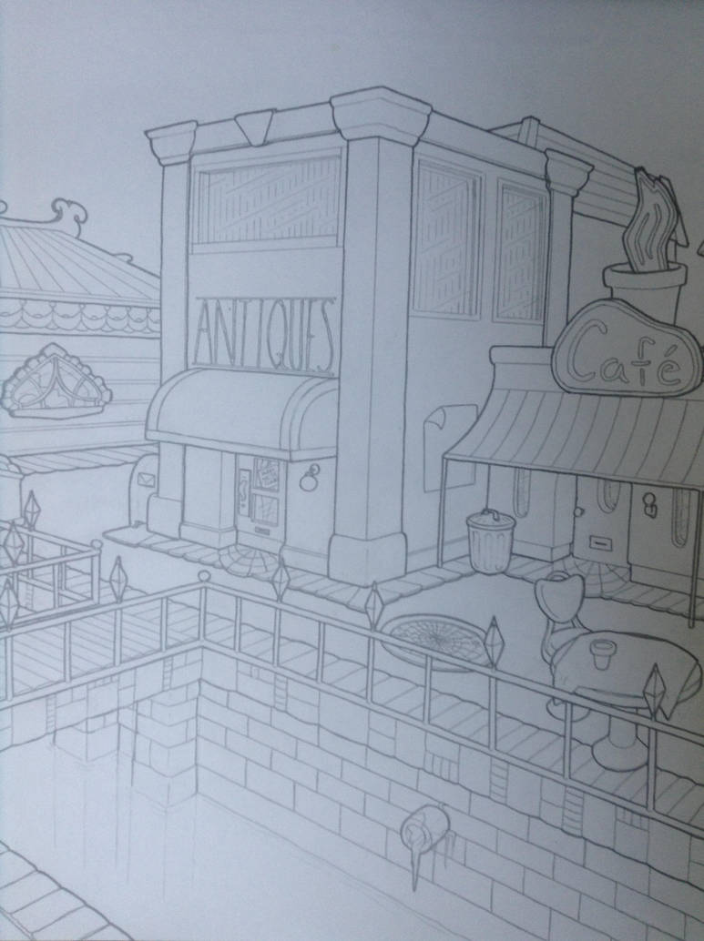 Animation Class - Layout 2 by Rose-Hunter