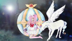 Sailor Chibi Moon Senshi by Loilie