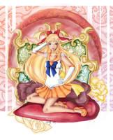 Sailor Venus Senshi by Loilie