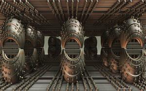 Techno Pods by Trenton-Shuck