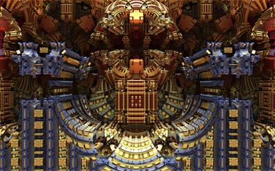 Mechanical Order by Trenton-Shuck
