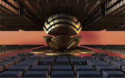 Venuvian Core by Trenton-Shuck