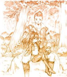 Mukkura-Couple by Inami