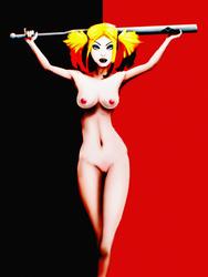Harley Quinn (Nude) by mattytuck