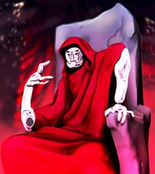 Ultron (The Crimson Cowl) by mattytuck