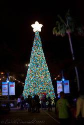 Giant Christmas Tree by EarthEmerald