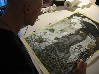 Riccardo Federici Art by RiccardoFedericiArt