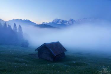 In Solitude by JanPusdrowski