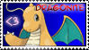 Dragonite Stamp by NateFox