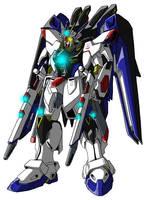 ZGMF-X30A Vega Freedom Gundam by unoservix