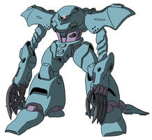 MSM-03C Hygogg by unoservix