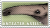 :anteater artist stamp: by 5019