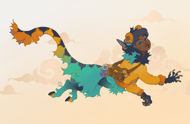 [Adopt] Compass by 5019