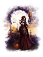 Witch 2 by Svetlaya777