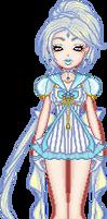 Lovely Senshi  Azura Star by Rythea