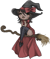 Red Witch by Rythea