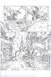 BATMAN SAMPLE PAGE 3 by itchytwitch