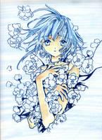 Sakura by aram-fae