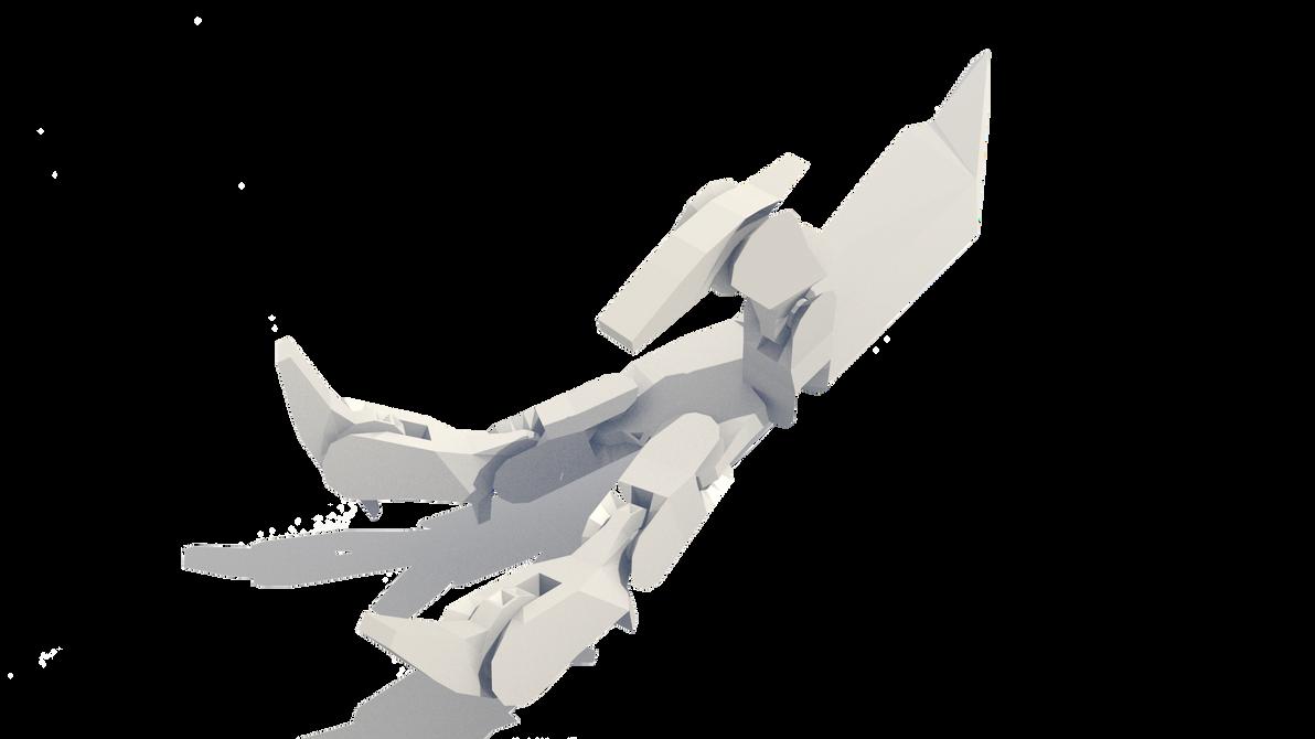 Mech Hand by scetxr-efx