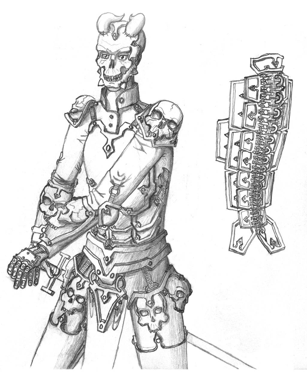 Hell Knight by scetxr-efx