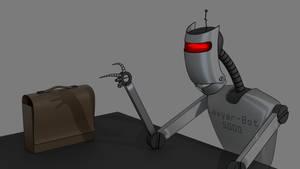 Lawyer-Bot 5000 by scetxr-efx