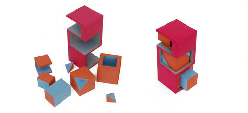 Colored Paper Design by scetxr-efx