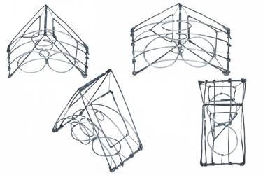 Wire Design Composition by scetxr-efx