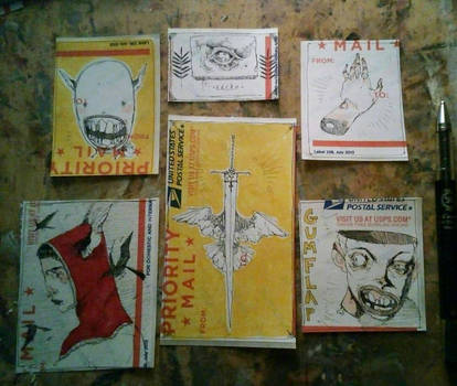 stickers fo sale (catch me in Bonn!) by Bethaleil