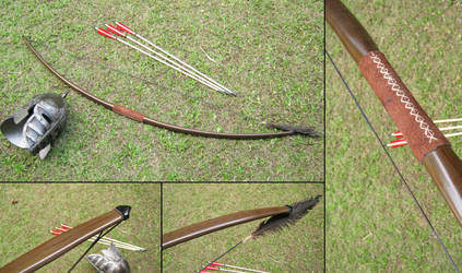 Adventurer's Longbow by renegadecow