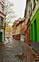 Riga 001 by shamandalies