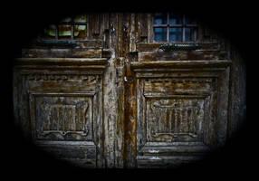 Locked Door with the Lost Key by Hermetic-Wings