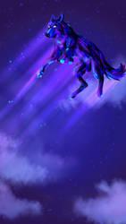 Wolf Spirit by Hiemer123