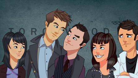 Torchwood 3 by Crispface