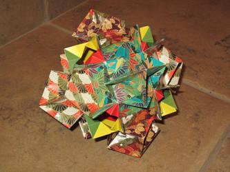 Gaia Origami by Origami1105