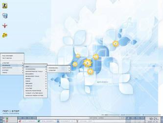 My Laptop's Desktop :D by tHeSiD