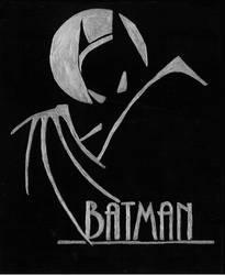 Batman Animated Series by ronozoro